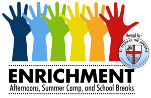 NEW ENRICHMENT CLASSES BEGIN 10/23/17