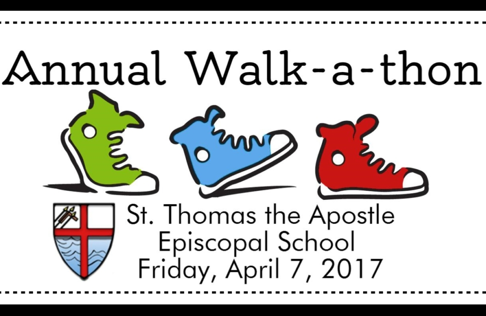 walk a thon logo
