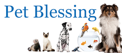 Pet Blessing Date Change